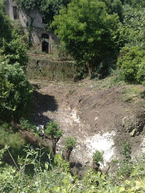 Mitigazione del rischio idraulico del torrente Tufara