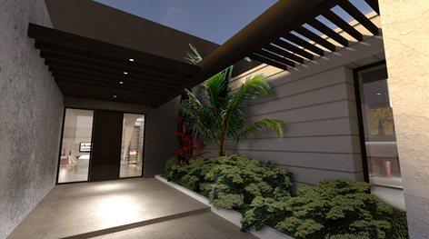 Villa Moderna unifamiliare