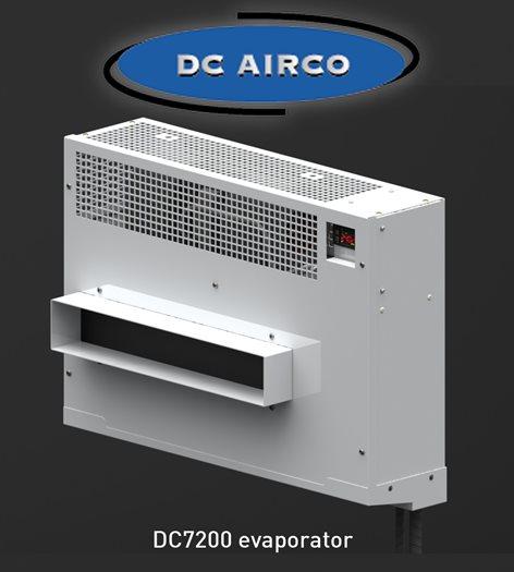 Ongebruikt DC Airco - DC7200 evaporator | Sebastiaan Bouwmeester | 建筑大师 TA-79
