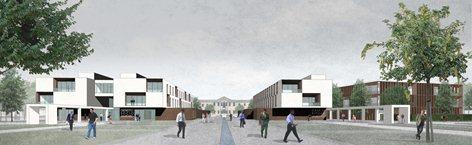 Riqualificazione dell'area ''Ospedale Vecchio''