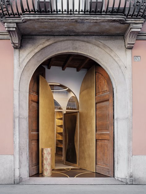 De Castelli Showroom Milano
