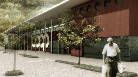 Realizzazione di un Centro Commerciale