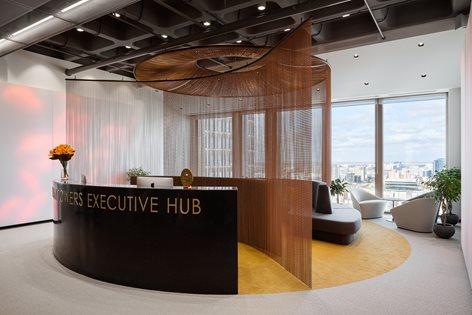 Talan Towers Executive Hub
