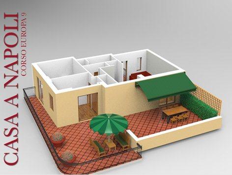 Casa al Vomero