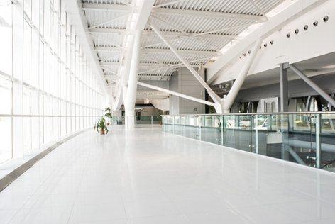 BUCHAREST INTERNATIONAL AIRPORT - FINGER BUILDING