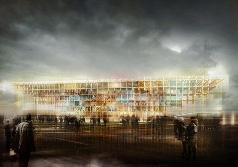 Helsinki Central Library International Competition