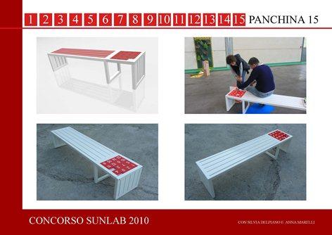 Panchina 15