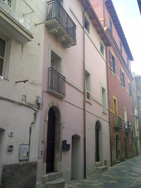 Ristrutturazione palazzotto in centro storico