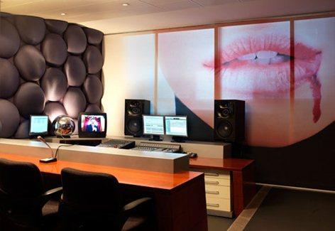 Top Digital audio mixing studio