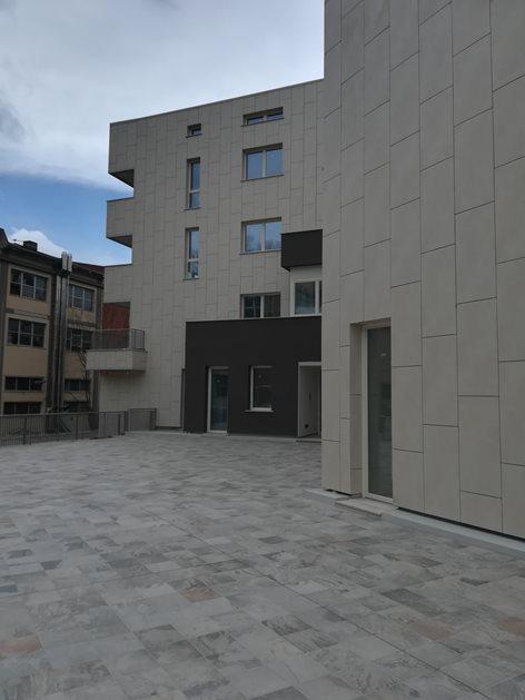 progetto di sostituzione edilizia di un immobile danneggiato dal sisma del 6 aprile 2009