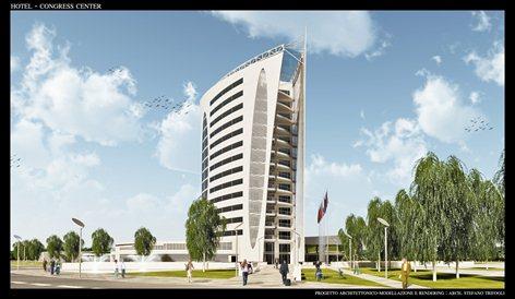 Hotel e centro congressi