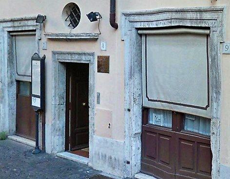 Hotel Teatro di Pompeo a Largo del Pallaro