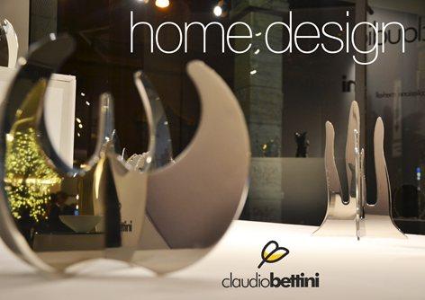 Design per la casa. Claudio Bettini