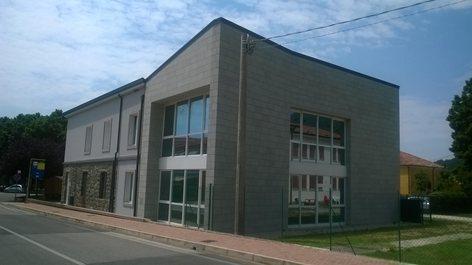 Ampliamento sede municipale di Baone