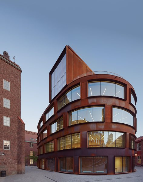 New School of Architecture, Royal Institute of Technology (KTH)