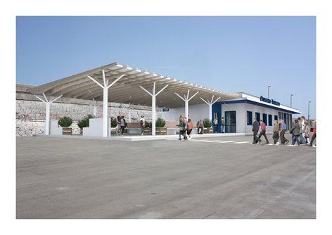 Proposta per una Stazione Portuale ad Otranto