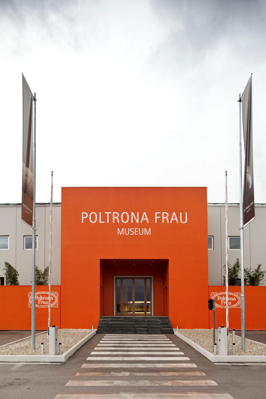 Museo Poltrona Frau.Poltrona Frau Museum Picture Gallery