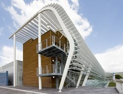Angelantoni Test Technologies_Archimede Solar Energy_New HQ_LEAF AWARDS 2012_Best Sustainable Development