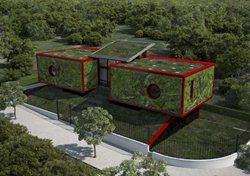 Beardon Eco-House