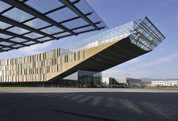 Voestalpine Stahl office building