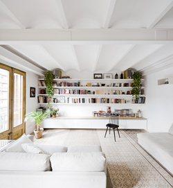 Apartment refurbishment in c/ Urgell