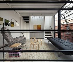 Barcode House
