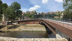 Ponte Parco fluviale Basento