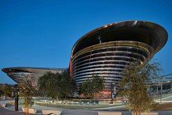Alif | The Mobility Pavilion at the Expo 2020 Dubai