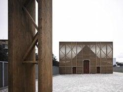 L'Aquila Church
