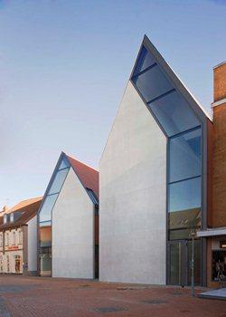 New building Volksbank