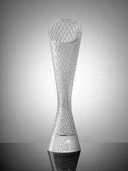 Trophy for Tour de France cycle race