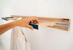 Hook-It shelf