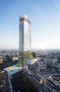 The New Montparnasse Tower