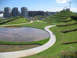 Parco Urbano area Nuovo Portello