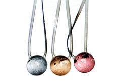 BCN 2013 Swimming World Championships Medals
