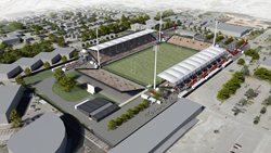 New Christchurch Stadium