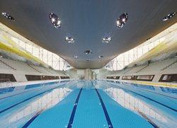 London 2012 Aquatics Center