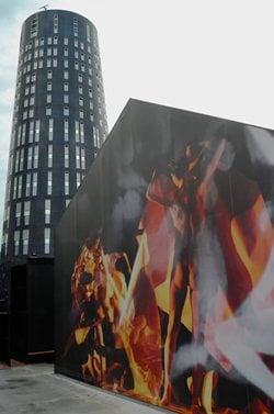 Police Headquarters & Charleroi Danses Extension