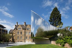 The Investcorp Building for Oxford University's Middle East Centre at St Antony's College