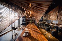 Rope Wave Office / Lin Jingrui / Usual Studio