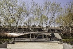 Public installation for Xintiandi