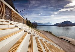 Rowing center Bled