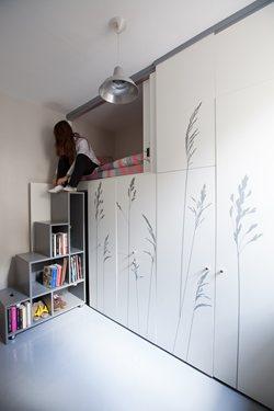 Maid's Room Renovation