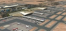 Expansion of Riyadh Airport's Terminals 3 and 4
