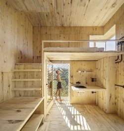 THE VOXEL_A Quarantine Cabin