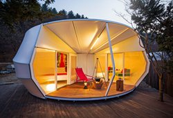 Glamping Architecture