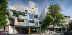 Urban Spaces / Dogarilor Apartment Building