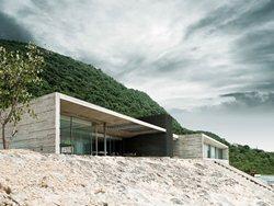 Widescreen house