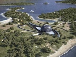 Eye Of Horus Eco-House