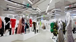 Women Fashion Power exhibition